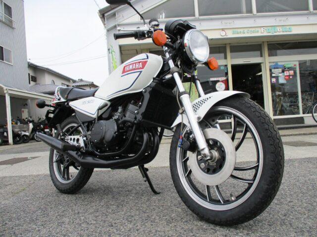 遂に完成しましたレジェンドバイクRZ250 (4L3)